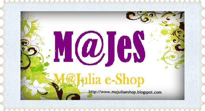 M@Julia e-Shop