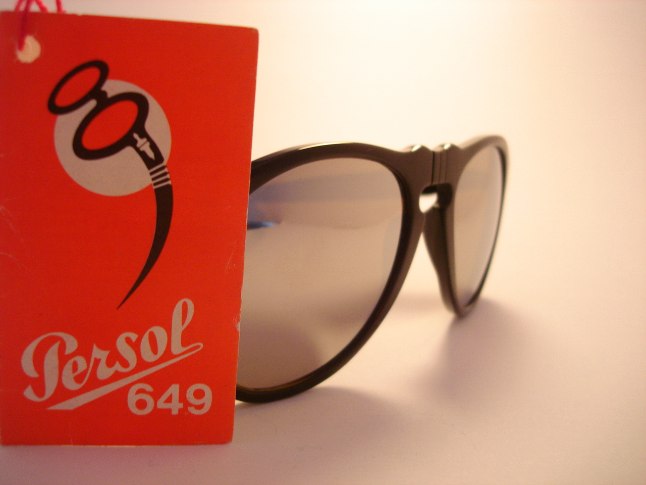 Theothersideofthepillow Vintage Persol By Ratti Mirror