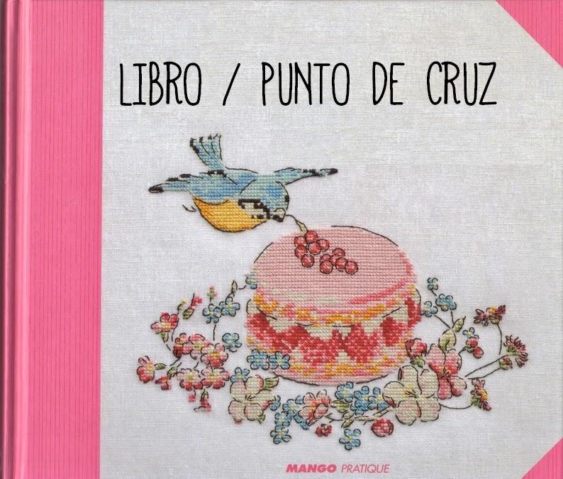 Libro gratis Punto de Cruz - Revistas de manualidades Gratis