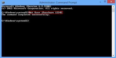 reset windows 8 with cmd