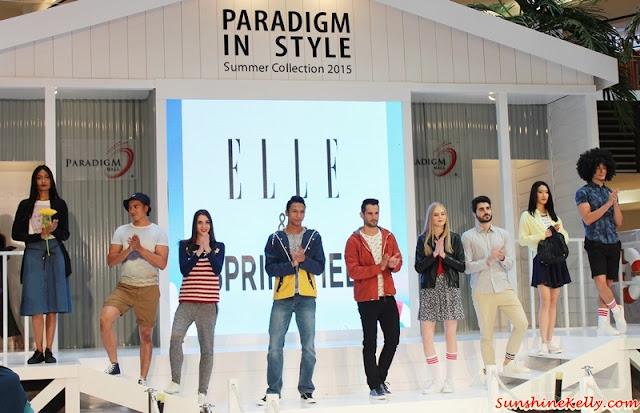 Paradigm in Style, Summer 2015, Elle, Springfield, Nichii, Tinker Toddler, Summer 2015 Fashion