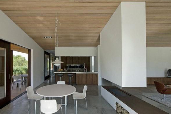 Minimalist Villa Simple Design Architecture