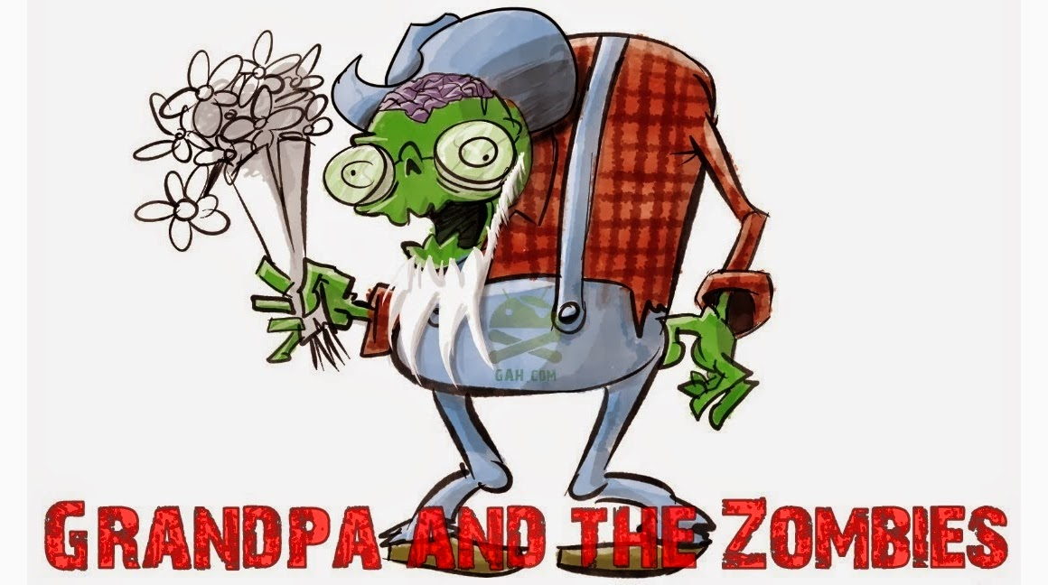 Grandpa and the Zombies (Vovô e os zumbis) Apk v1.3.1 Full