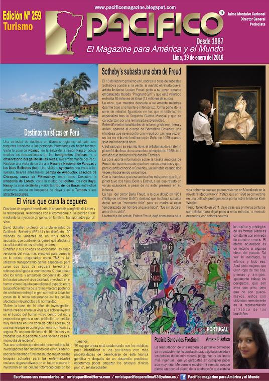 Revista Pacífico Nº 259