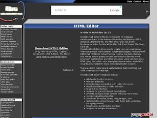 HTML Editor - Freelabs