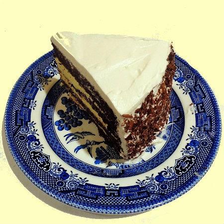 bavarian cream filling for cakes