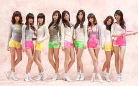 Lirik lagu SNSD the boys