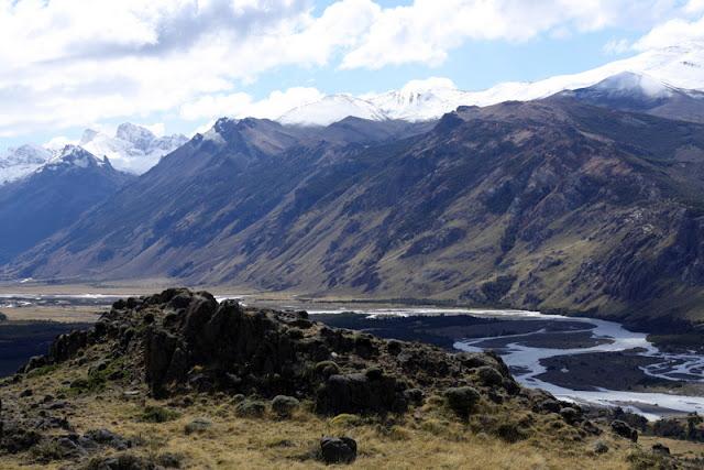 valley parque nacional los glacieres