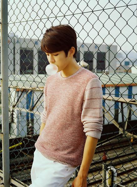 Sungyeol Infinite Grow