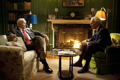 Christopher Plummer and Frank Langella