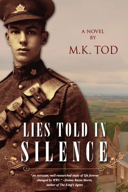 French Village Diaries France Book Tours Lies Told in Silence MK Tod Paris First World War Reviews