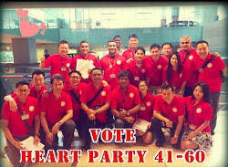 Heart Party candidates 41 to 60