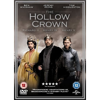 The Hollow Crown : Series 1 (4 Discs) - Jeremy Irons, Patrick Stewart - New DVD