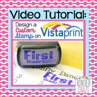 Vistaprint stamps