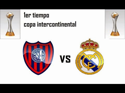 San Lorenzo Ketemu Real Madrid