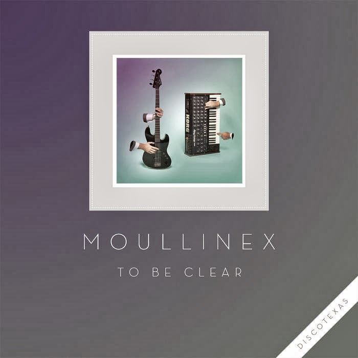 Moullinex feat. Iwona Skwarek - To Be Clear (Remixes EP)