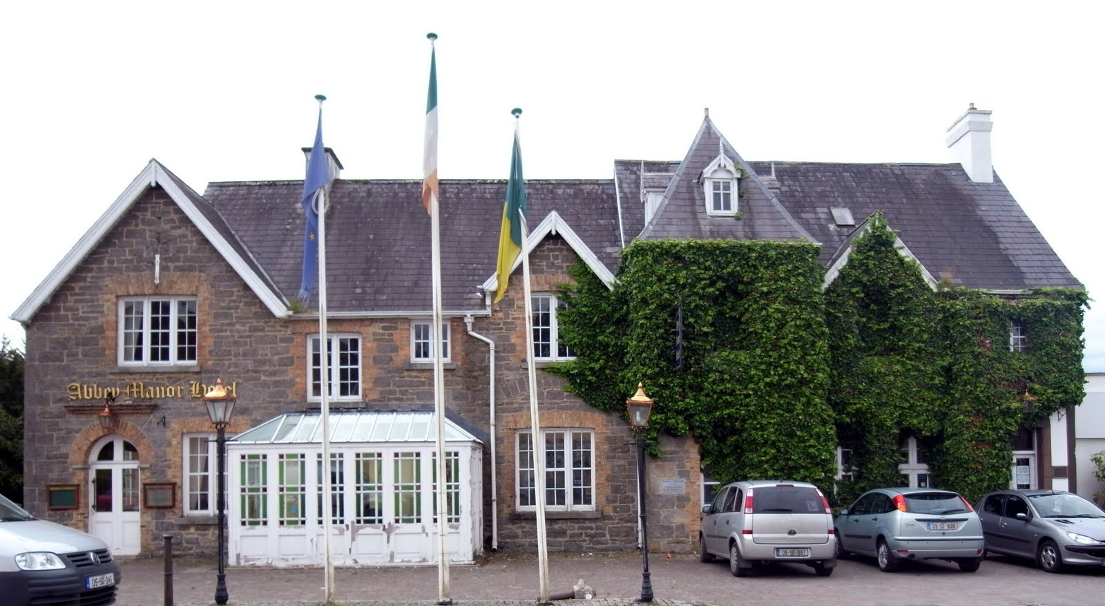 The Abbey Manor Hotel
