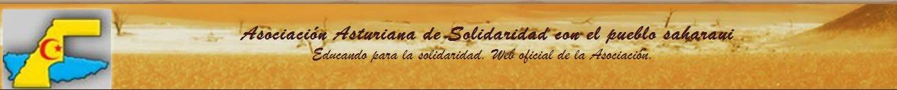 Asociación asturiana de solidaridad con el pueblo saharaui