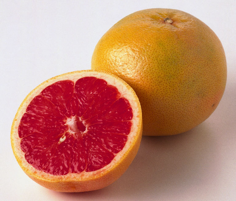 Grapefruit Pictures (Part 1)