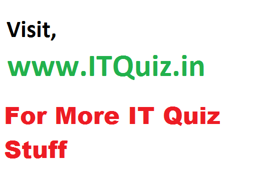 ITQuiz.in