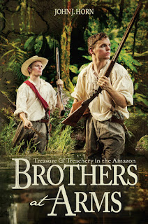 http://www.amazon.com/Brothers-Arms-Treasure-Treachery-Christian-ebook/dp/B016TRKTZS/