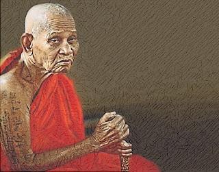 La parabola del ladro (Buddha)