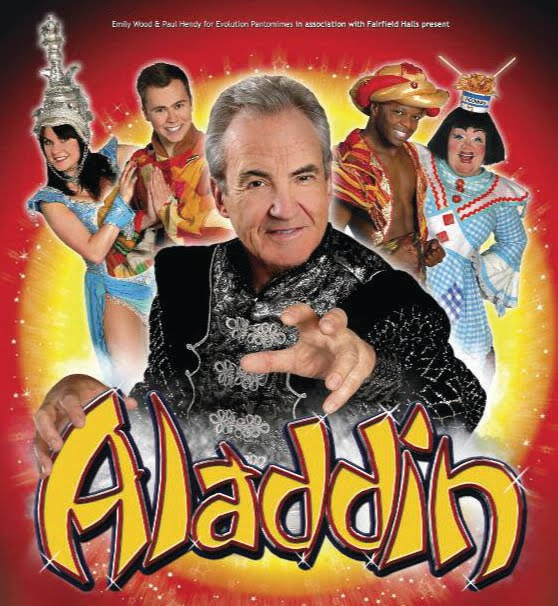 Panto is a treat for all the family and Aladdin is a classic pantomime ...