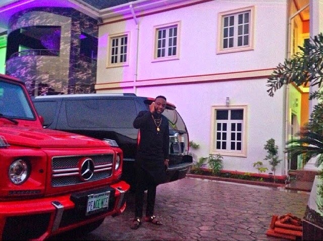 KC3 Is Kcee's House The Most Luxurious Celebrity Crib In Nigerian???