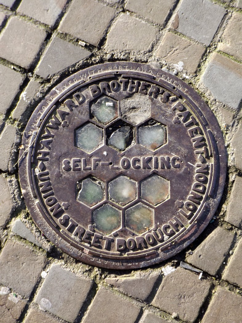 haywards self locking coal plate brighton