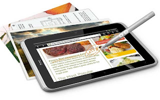 HTC Segera Buat Tablet Windows