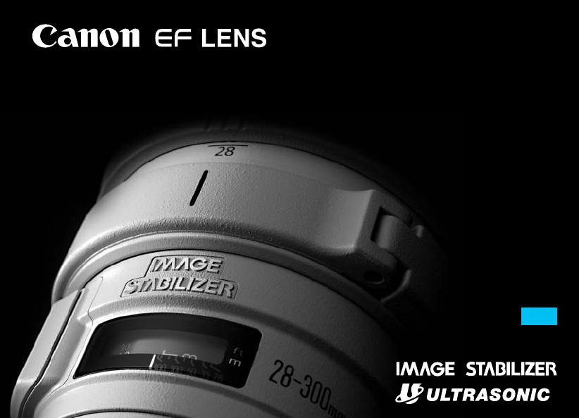 New Canon Patent For EF 24-300mm f/4-5.6 IS Zoom Lens