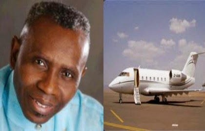Pastor Ayo Oritsejafor admits ownership of money stacked jet seized in SA but ?
