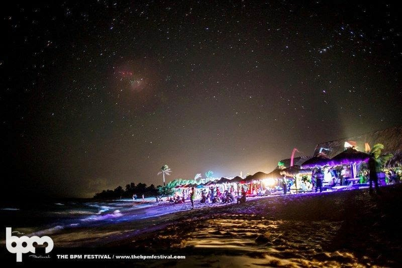 bpm festival stereo night club friends playa del carmen mexico travel more