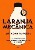"Anthony Burgess. ""Laranja mecânica"""