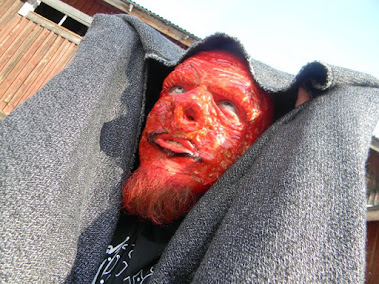"Ari Savonen corpse-creature-cameo @ ""Rotland/Jadi"" short film."