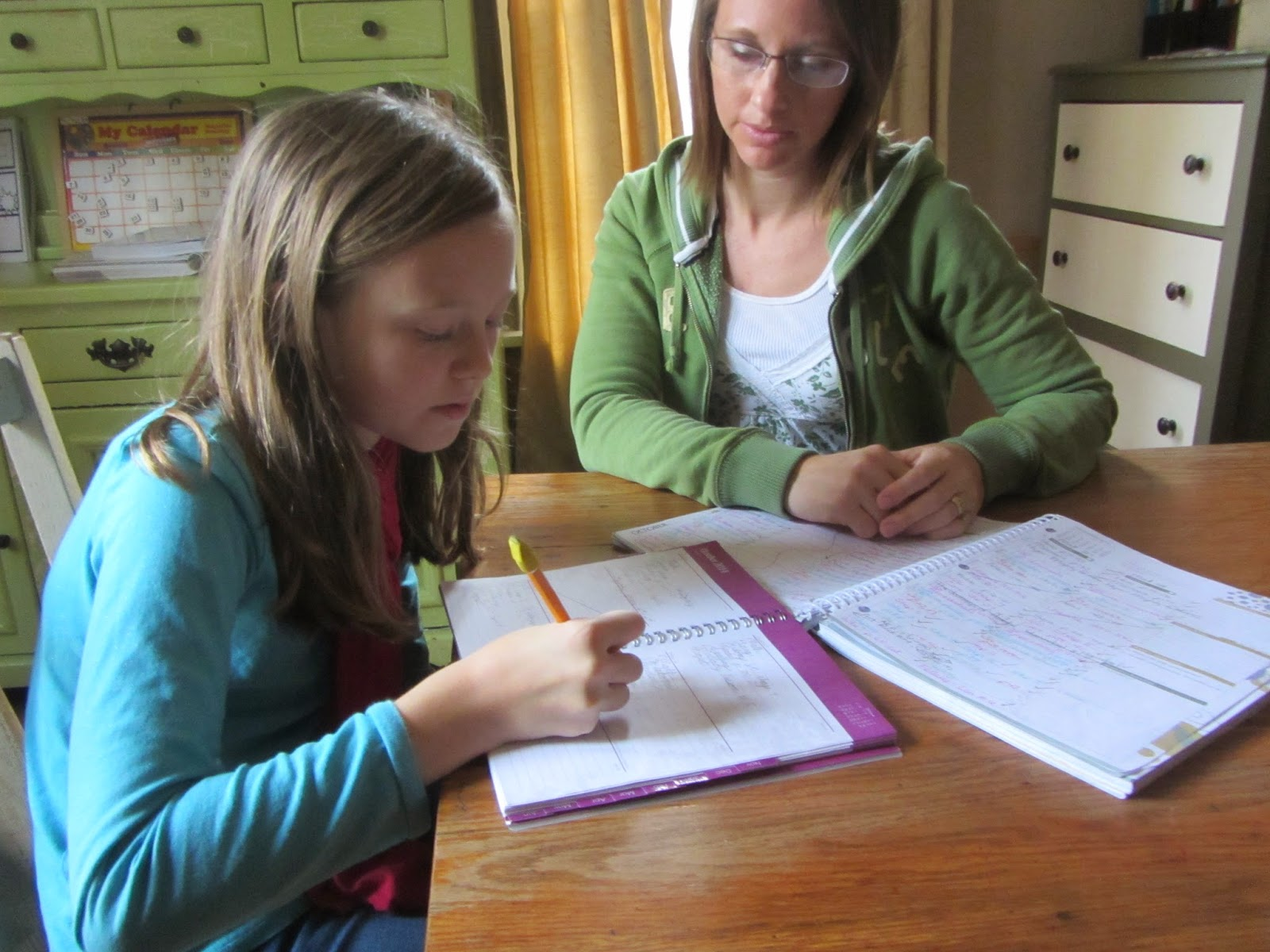 Cultivating a Self-Driven Day for a Middle Schooler {The Unlikely Homeschool}