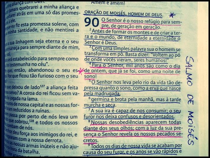 Populares Happiness: Salmo 90: Oração de Moisés, o homem de Deus XL22