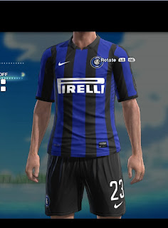 Inter Milan Home Kits 13-14 by Asun11