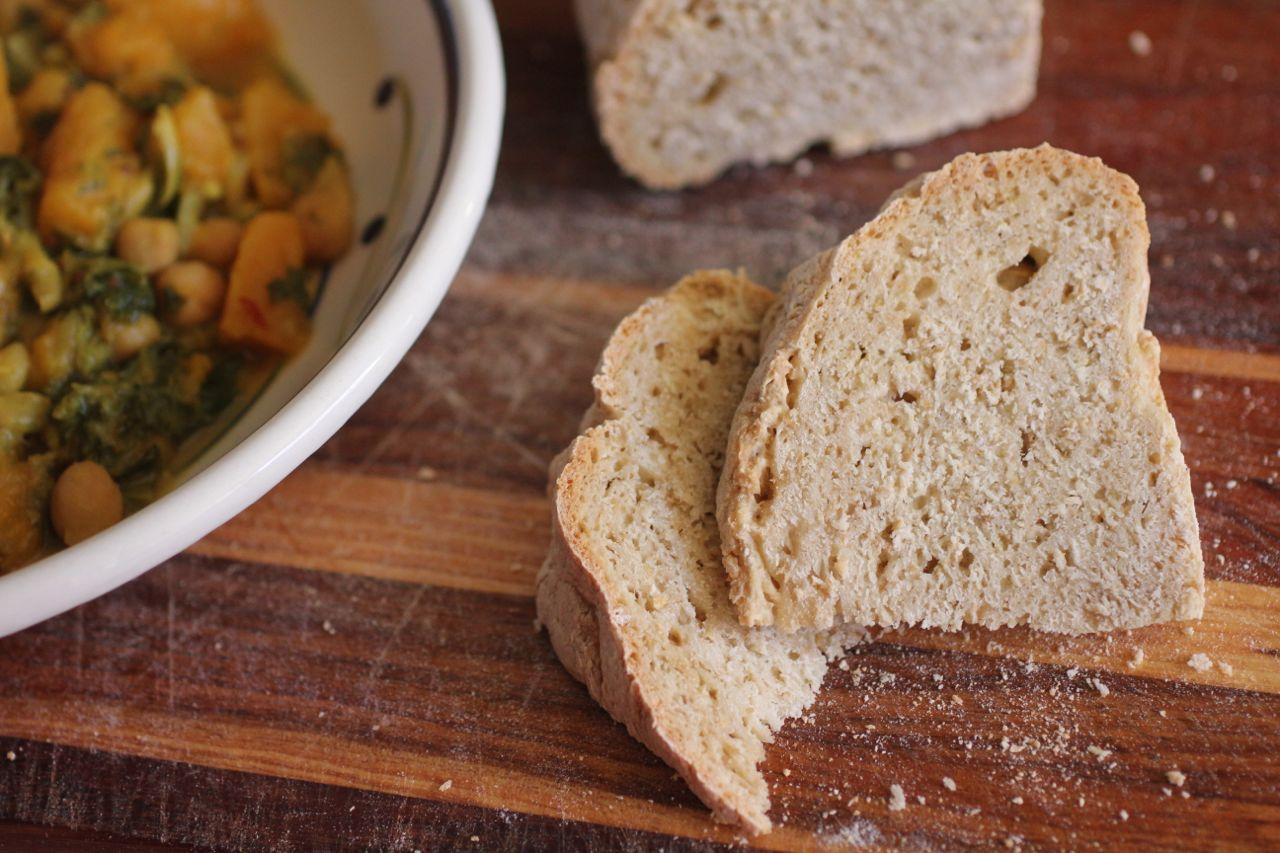 ... Gourmet Giraffe: Margaret Quinn's brown bread - served with MLLA stew