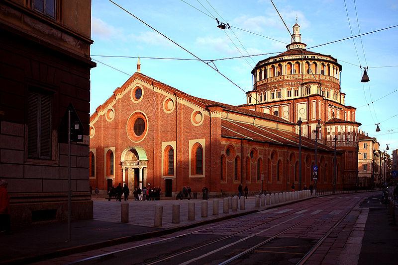 Santa Maria della Grazie Basilica
