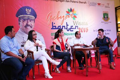 Banten, Tuan Rumah FFI 2015