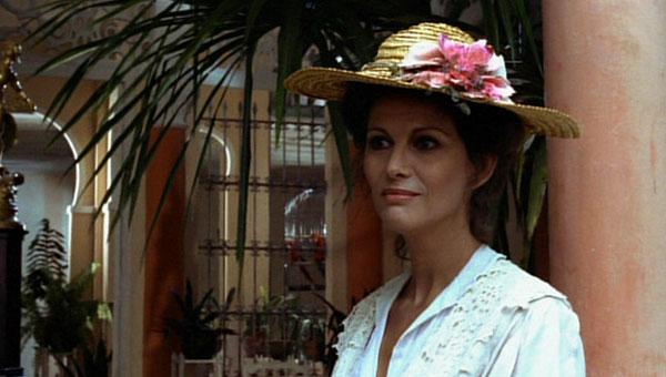 Claudia Cardinale in Werner Herzog's Fitzcarraldo