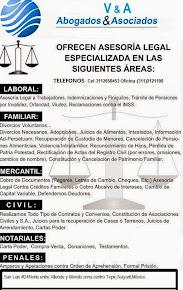 DESPACHO JURIDICO V&A  ABOGADOS ASOCIADOS