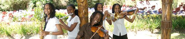 kijani kenya trust music festival africa