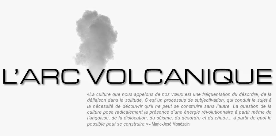 L'arc volcanique