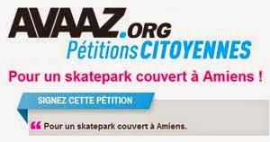 Signez la pétition !