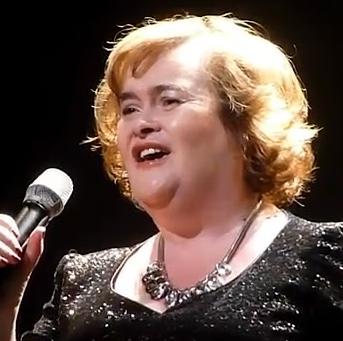 Susan Boyle Year 2013