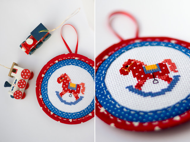 вышивка крестом, вышивка, хомкины крестики, cross stitch, елочные игрушки