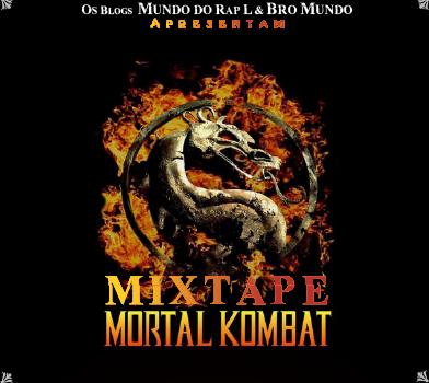 Rap Angolano - Tracks Promo MMK ( MIXTAPE MORTAL KOMBATE)