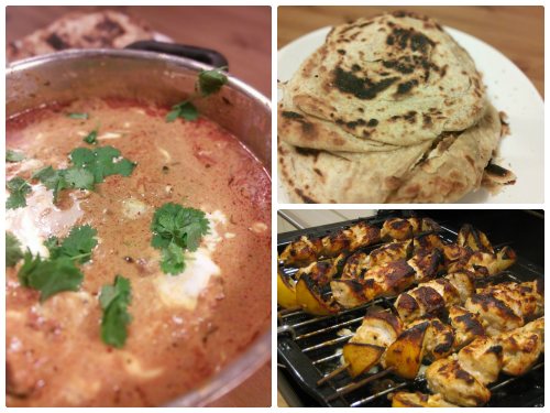 Comfort Food Chicken Tikka Masala - Our Handmade Home